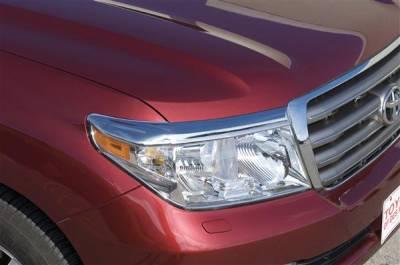 Land Cruiser - Body Kit Accessories - Putco - Toyota Land Cruiser Putco Exterior Chrome Accessory Kit - 405639