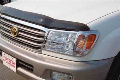 Land Cruiser - Body Kit Accessories - Putco - Toyota Land Cruiser Putco Exterior Chrome Accessory Kit - 405640