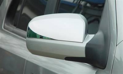 Sorento - Mirrors - Putco - Kia Sorento Putco Mirror Overlays - 409301