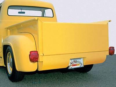 SUV Truck Accessories - Tail Gate Lock - Sir Michaels - Tailgate Skin - 2979117