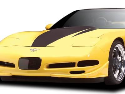 Corvette - Hoods - RKSport - Chevrolet Corvette RKSport RK5 Hood - 04011007