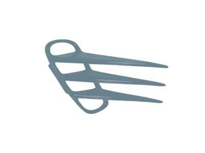 Corvette - Body Kit Accessories - RKSport - Chevrolet Corvette RKSport Gills - Unpainted - 04011120