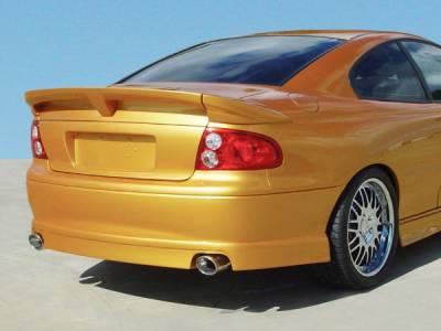 GTO - Rear Bumper - RKSport - Pontiac GTO RKSport Rear Valance - 09011002