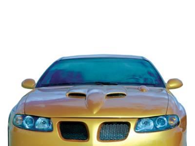 GTO - Hoods - RKSport - Pontiac GTO RKSport Ram Air Hood - 09011100
