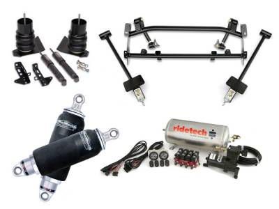 Suspension - Air Suspension Kits - RideTech by Air Ride - Chevrolet Camaro RideTech Level 1 Air Suspension System - 11160199