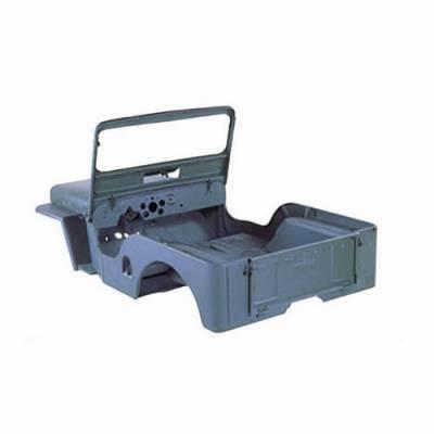 CJ3 - Body Kits - Omix - Omix Body Kit - Steel - 12001-08