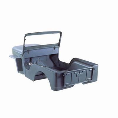 CJ3 - Body Kits - Omix - Omix Body Kit - Steel - 12001-09