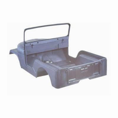 Omix - Omix Body Kit - Steel - 12001-1