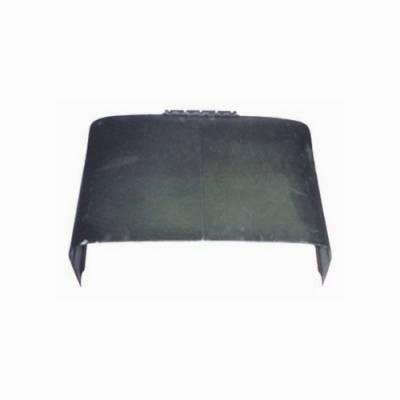 CJ3 - Hoods - Omix - Omix Hood - Steel - 12003-03