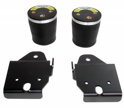 Suspension - Air Suspension Kits - RideTech by Air Ride - Chevrolet Camaro RideTech CoolRide Rear Air Spring & Bracket - Kit - 11204099