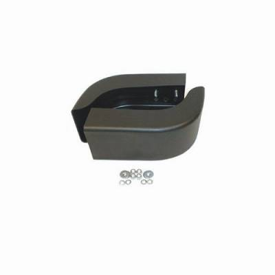 Wrangler - Front Bumper - Omix - Omix Front Bumper Ends - 12031-04