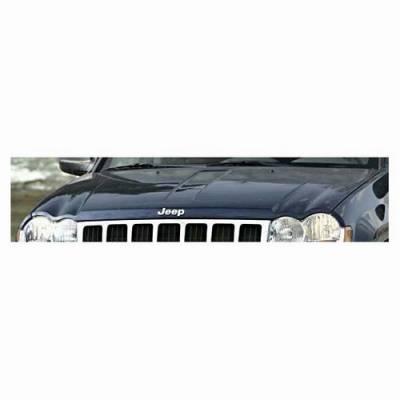 Grand Cherokee - Hoods - Omix - Omix Hood - 12041-01
