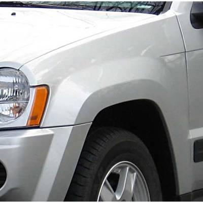 Grand Cherokee - Fenders - Omix - Omix Fender - Left - 12041-03