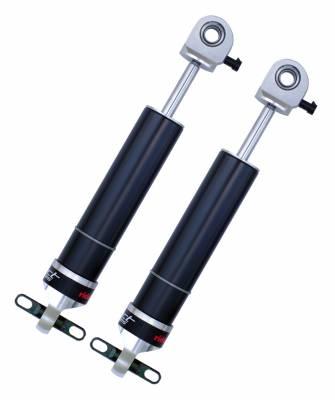 Suspension - Shocks - RideTech by Air Ride - Chevrolet Malibu RideTech Select Series Rear Shocks - 11220707