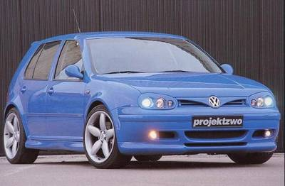ProjektZwo - Front Spoiler Add-on