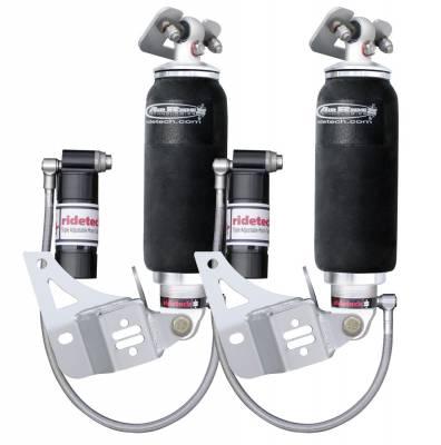 Suspension - Air Suspension Kits - RideTech by Air Ride - Pontiac Lemans RideTech Triple Adjustable Rear ShockWave Kit - 11225411