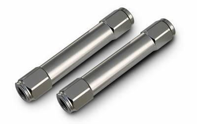 Suspension - Suspension Components - RideTech by Air Ride - Chevrolet El Camino RideTech Billet Tie Rod Adjusters - 11229400