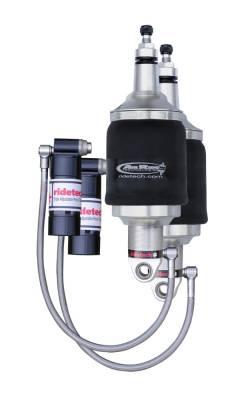 Suspension - Air Suspension Kits - RideTech by Air Ride - Pontiac Lemans RideTech Triple Adjustable Front ShockWave Kit - 11233011