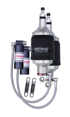 Suspension - Shocks - RideTech by Air Ride - Pontiac Bonneville RideTech Triple Adjustable Front ShockWave Kit - 11322411