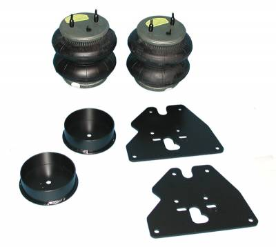 Suspension - Air Suspension Kits - RideTech by Air Ride - Chevrolet C30 RideTech CoolRide Front Air Spring & Bracket - Kit - 11431099