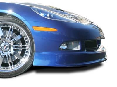 Corvette - Front Bumper - RKSport - Chevrolet Corvette RKSport Front Valance - 16012001
