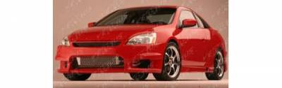 Accord Wagon - Side Skirts - Pure - Honda Accord Pure RO JA Style Side Skirts - P4170S