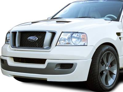F150 - Hoods - RKSport - Ford F150 RKSport Eliminator Ram Air Hood - 19011005