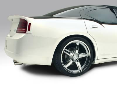 Spoilers - Custom Wing - RKSport - Dodge Charger RKSport Spoiler - 3PC - 24011010