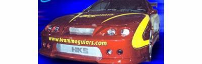 Pure - Acura Integra Pure Meguiar Series Front Bumper - P78104