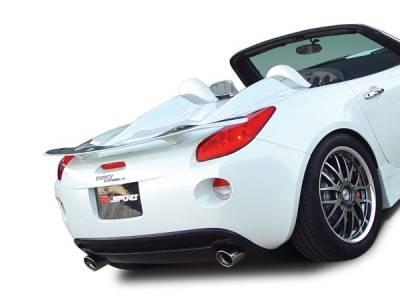 Spoilers - Custom Wing - RKSport - Pontiac Solstice RKSport Spoiler with Carbon Fiber Top - 26012007