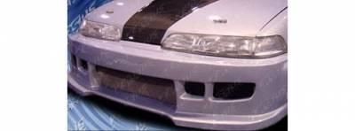 Pure - Acura Integra Pure Revolution Style Front Bumper - P78114