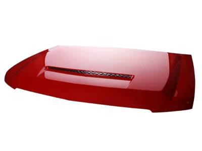 Suburban - Hoods - RKSport - Chevrolet Suburban RKSport Ram Air Hood - 30011000