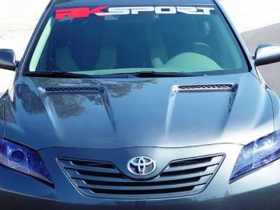 Camry - Hoods - RKSport - Toyota Camry RKSport Ram Air Hood - 33011000