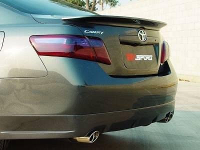 Camry - Rear Bumper - RKSport - Toyota Camry RKSport Rear Valance - 33011004