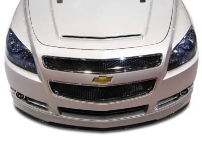 Malibu - Front Bumper - RKSport - Chevrolet Malibu RKSport Front Valance - 37011001