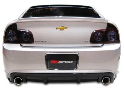 Malibu - Body Kit Accessories - RKSport - Chevrolet Malibu RKSport Rear Filler - 37011006