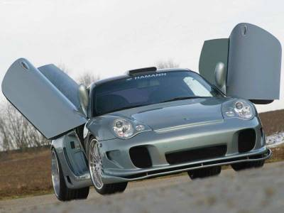 911 - Body Kits - Hamann - Porsche Carrera GT3 Carrera 4S