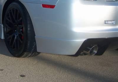 RKSport - Chevrolet Camaro RKSport Rear Valance - Left & Right - 40011026 & 40011027