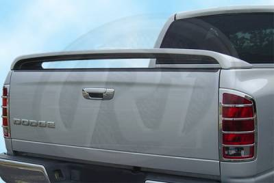 Spoilers - Custom Wing - Restyling Ideas - Dodge Ram Restyling Ideas Factory SRT Style Spoiler - 01-A16819