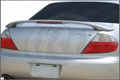 Spoilers - Custom Wing - Restyling Ideas - Acura CL Restyling Ideas Factory Style Spoiler with LED - 01-ACCL01FL