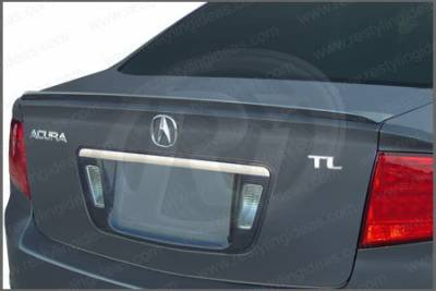 Restyling Ideas - Acura TL Restyling Ideas Factory Lip Style Spoiler - 01-ACTL04F