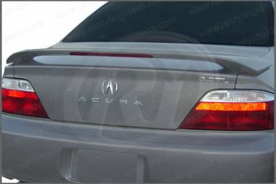 Restyling Ideas - Acura TL Restyling Ideas Factory Style Spoiler with LED - 01-ACTL99FL