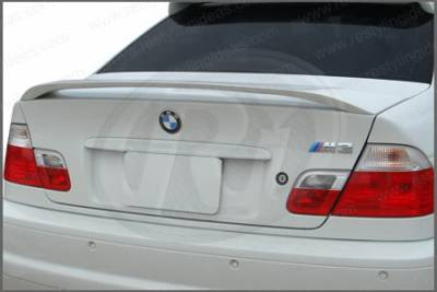 Restyling Ideas - BMW 3 Series 2DR Restyling Ideas Factory Style Spoiler - 01-BM3S00F2