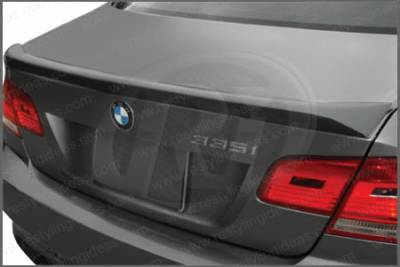 Restyling Ideas - BMW 3 Series 2DR Restyling Ideas Factory Lip Style Spoiler - 01-BM3S07C2LM