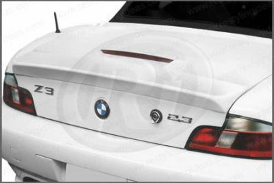Spoilers - Custom Wing - Restyling Ideas - BMW Z3 Restyling Ideas Spoiler - 01-BMZ301C