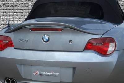 Spoilers - Custom Wing - Restyling Ideas - BMW Z4 Restyling Ideas Spoiler - 01-BMZ404F