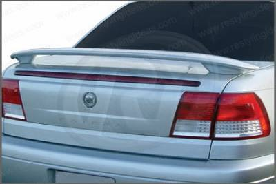 Spoilers - Custom Wing - Restyling Ideas - Cadillac Catera Restyling Ideas Factory Style Spoiler - 01-CACA99F