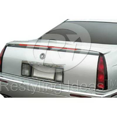 Spoilers - Custom Wing - Restyling Ideas - Cadillac Eldorado Restyling Ideas Spoiler - 01-CAEL92CL