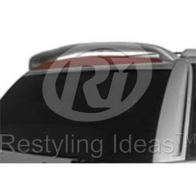 Spoilers - Custom Wing - Restyling Ideas - Cadillac Escalade Restyling Ideas Spoiler - 01-CAES05C