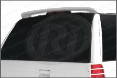 Spoilers - Custom Wing - Restyling Ideas - Cadillac Escalade Restyling Ideas Custom Style Spoiler - 01-CAES99C